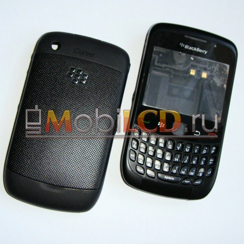 Корпус для BlackBerry Curve 9300 3G (в сборе, клавиатура) - Original