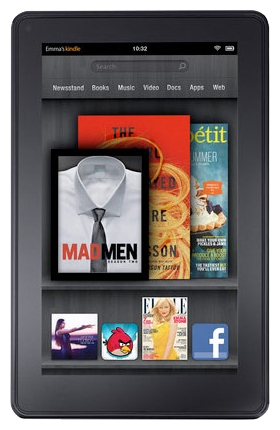 Amazon Kindle Fair